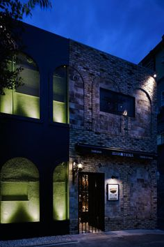 Mar y Tierra | Doyle Collection #brick #DoyleCollection #HyōgoPrefecture #Japan #MaryTierra #MaryTierraRestaurant #material #Nishinomiya #SatoruUmetsu #SatoruUmetsu/Nacasa&Partners #Wood