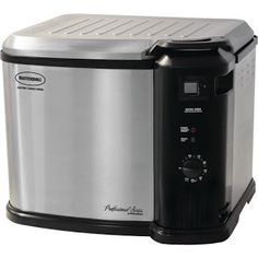 The 6 Best Turkey Fryers to Buy in Best Electric: Masterbuilt Butterball Indoor Electric Turkey Fryer, XL Indoor Turkey Fryer, Best Turkey Fryer, Turkey Deep Fryer, Butterball Electric Turkey Fryer, Butterball Fryer, 20 Lb Turkey, Turkey Fan, Kitchen Gadgets, Kitchen Appliances