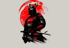 Samurai Warrior Artwork