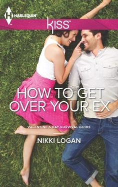 HOW TO GET OVER YOUR EX by Nikki Logan - 4 stars