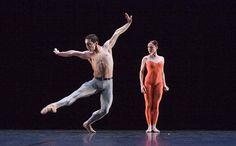 """Fantasia"" Coreography: Hans van Manen, partner Kirsty Ross"