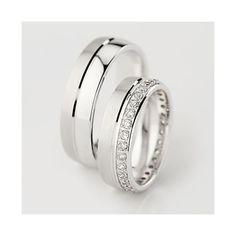 Verighete Coriolan V301 Black And White Art Drawing, White Gold Wedding Rings, Couple Rings, Skin Makeup, Wedding Themes, Wedding Bells, Wedding Inspiration, Engagement Rings, Weddings