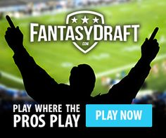 Play Fantasy Football games at FantasyDraft. Signup here www.realmoneyfantasyleagues.com/go/fantasy-draft.php and get in on the action!