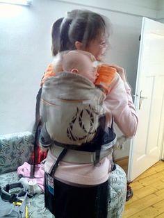 Magyarinda szimpla ssc - baby carrier m.inda