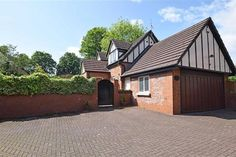 Detached house for sale in Rowsley Avenue, West Didsbury, Manchester M20 -            £575,000                  Offers in region of