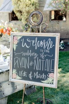 Temecula Creek Inn Wedding - Rustic Wedding Chic