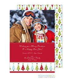 Rosanne Beck   Christmas   Bliss Flat Digital Photo Card (Rosanne Beck)   exclamationpaper.printswell.com