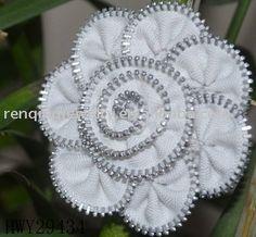 zipper flower                                                                                                                                                      More