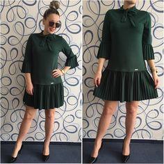 Kvalitné elegantné šaty s mašľou na krku veľ.UNI vhodné pre S-M-L doručenie do 24hodín dostupné aj v čiernej farbe  v cene 1990 Objednaj v directena FB alebo priamo na http://www.tvojstyl.fashion