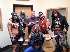Metalachi is a group from Ciudad Juárez, Mexico. They are the world's first and only heavy metal Mariachi band.