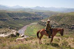 #Lesotho #bigblogmap #travel #africa