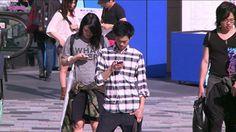 PEDRO HITOMI OSERA: Campanha no Japão busca evitar que pessoas digitem...