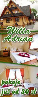 Willa Adrian - Zakopane #zakopane