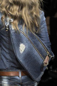 D&G Denim Bag