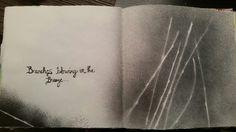 Another set of pages from my handbound, handstitched book. #art #artist #Detroitartist #book #bookart #mixedmedia