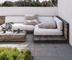 18 sofás de exterior