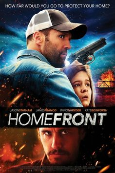 Homefront - movie poster