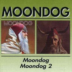 That was yesterday: Moondog - Moondog 2  FULL ALBUM 