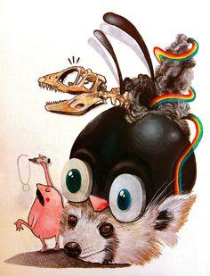 NoseGo. #nosego http://www.widewalls.ch/artist/nosego/