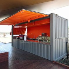 China Pop up Container Coffee Bar Restaurant Shipping Container Bar, Find details about China Container Cafe, Contaienr Shop from Pop up Container Coffee Bar Restaurant Shipping Container Bar - Hebei Weizhengheng Modular House Tech. Container Restaurant, Container Shop, Containers For Sale, Container Cabin, Restaurant Bar, Steel Roof Panels, Home Structure, Shipping Container House Plans, Home Technology