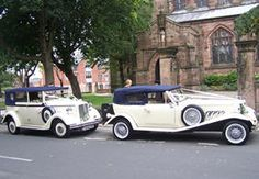 Limo Scene Wedding Cars - view more photos, offers and info at http://www.tyingtheknot.org/limoscab.htm