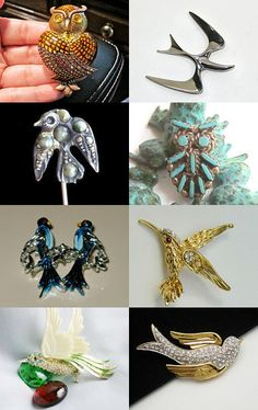 All types of birds by Kenneth Dill on Etsy--Pinned with TreasuryPin.com