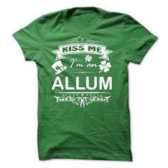 cool ALLUM hoodies t shirt, I love ALLUM shirts personalized
