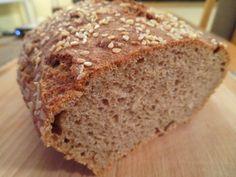 Fotorecept: Rýchly špaldový chlieb | Dobruchut.sk