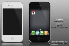 50+ Latest Mobile Phones GUI Design PSD