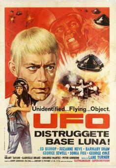 UFO : Distruggete Base Luna (1971)