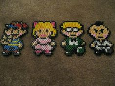 NA » NES & SNES Perler Bead Art & Other Art Projects