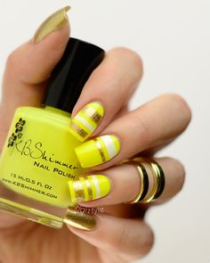 ZigiZtyle: 31 Day Challenge: Stripes, KBShimmer Rum Me The Right Way and Zoya Ziv