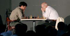 Morre o enxadrista e dissidente soviético Viktor Korchnoi
