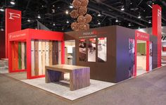 Formica Exhibit At Kitchen And Bath Industry Show, Las Vegas