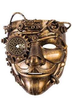 Moustached Man Anonymous Guy Fawkes V for Vendetta Inspired Steampunk Mask 721773837371 Steampunk Kunst, Style Steampunk, Steampunk Crafts, Steampunk Men, Steampunk Design, Steampunk Costume, Steampunk Clothing, Steampunk Fashion, Steampunk Makeup