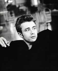 James Dean photographed by Roy Schatt, 1954