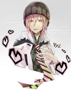 """Vocaloid boy """" Yuma vy2"""