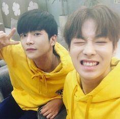 Rowoon & Dawon SF9 Kiss the Radio