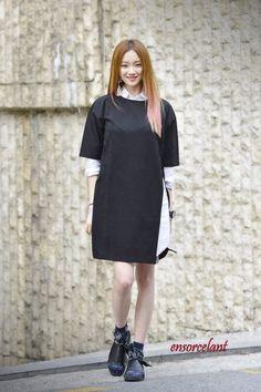Korea Fashion, Asian Fashion, Girl Fashion, Kim Bok Joo Lee Sung Kyung, Lee Sung Kyung Fashion, Krystal Jung Fashion, Stylish Outfits, Cute Outfits, Korean Actresses