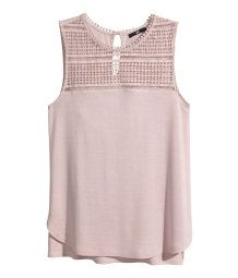 Lace top - H&M