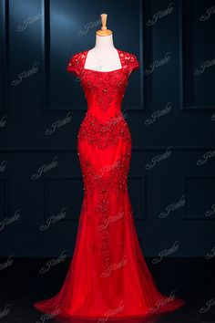 Lace Gowns, Lace Dress, Beautiful Dresses, Nice Dresses, Formal Dresses, Wedding Dresses Under 500, Red Dress Outfit, Movie Costumes, Mermaid Prom Dresses
