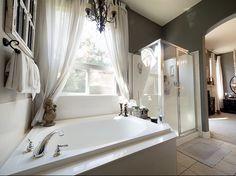 Grey Bathroom  Benjamin Moore Thunder Grey and darker grey Benjamin Moore Chelsea Grey