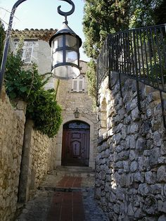 Eze, France..one of the coolest towns we've visited