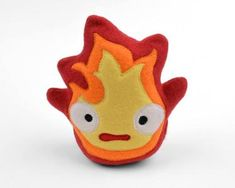 Calcifer Plush from Howl's Moving Castle
