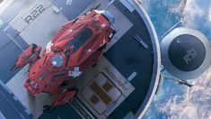 Another ship, I was honored to design for Star Citizen universe -The legendary Apollo chassis from Roberts Space Industries is the gold standard in medivac and rapid emergency response. Along with superior armor and dual missile racks, the 2948 Apollo Star Citizen, Spaceship Concept, Concept Ships, Concept Art, Space Engineers, Star Wars, Space Invaders, Space Travel, Environmental Art