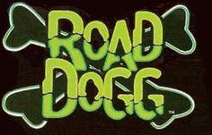 The Road Dogg logo - WWE