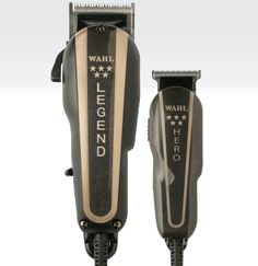 Wahl 5 Star Barber Combo - 5 Star Legend and Hero #8180 $79.99 Visit www.BarberSalon.com One stop shopping for Professional Barber Supplies, Salon Supplies, Hair & Wigs, Professional Products. GUARANTEE LOW PRICES!!! #barbersupply #barbersupplies #salonsupply #salonsupplies #beautysupply #beautysupplies #hair #wig #deal #promotion #sale #wahl #barbercombo #8180