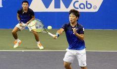 Hoàng Nam  Hoàng Thiên dừng bước ở giải Vietnam Open 2016 - VnExpress