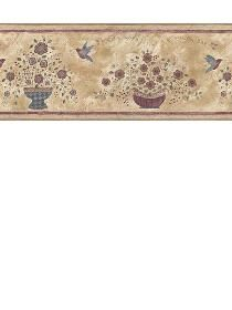 """Wall Paper Trim Product Information Book: 31pattern #: XBGSS8WSG4Border height:9 1/2""""page #: 363 see coordinate: Product Information Book: 31pattern #: X5GS8GUG4page #: 33"""