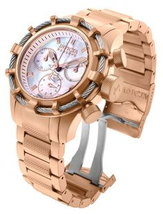 594c42cca97 Invicta Bolt Quartz Watch - Rose Gold